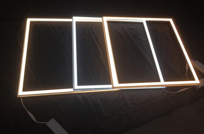 Luces del panel de la PC y del aluminio los 60x60cm LED para la decoración 36 con 42 W 6000K